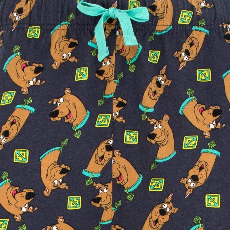 pantalones pijama scooby para niño o adulto