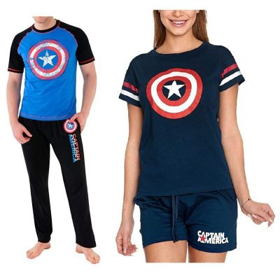 comprar pijamas capitan america, para hombre o mujer