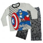 conjunto pijama avengers, pijamas los vengadores
