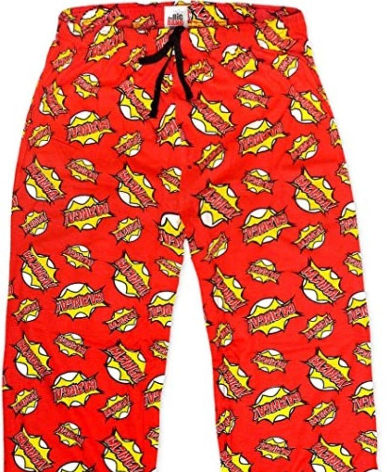pantalon big bang theory