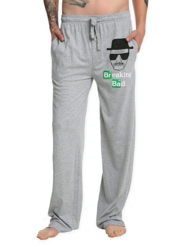 pantalon pijama breaking bad