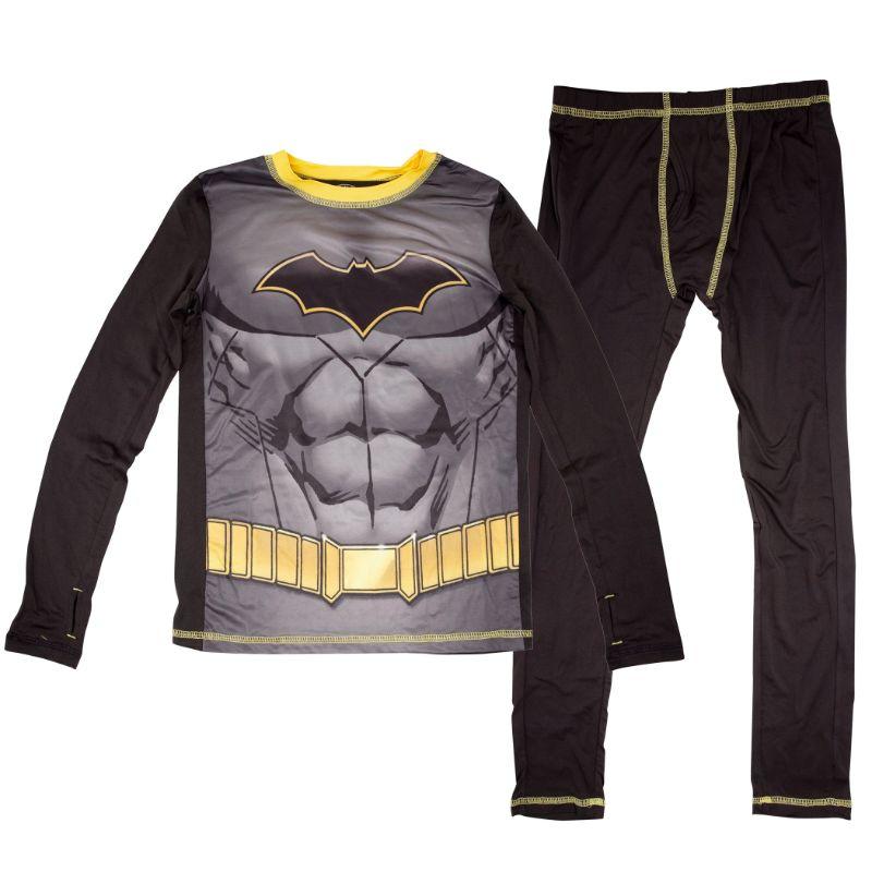 pijama de batman negraa