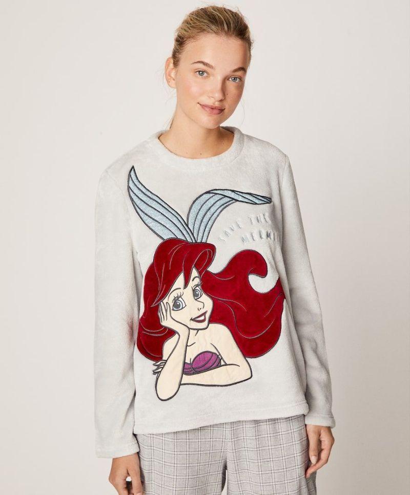 comprar pijamas de la sirenita para mujeres y niñas de todas las edades, excelente calidad