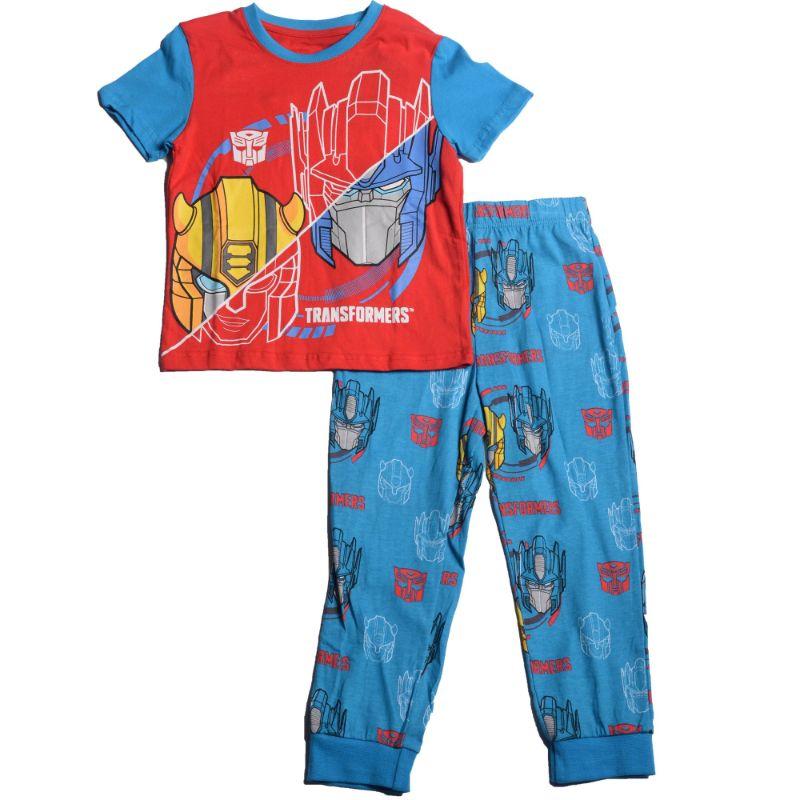 pijama de niño de transformerspijama de niño de transformers