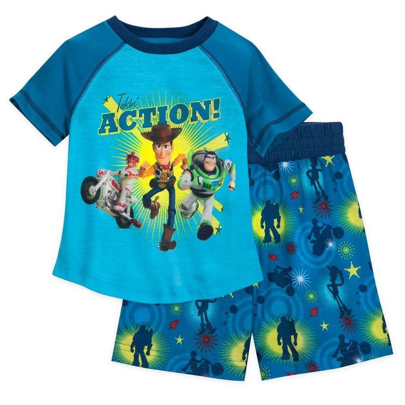 conjunto pijama de toy story