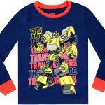 comprar pijamas de transformers para hombre o para niños
