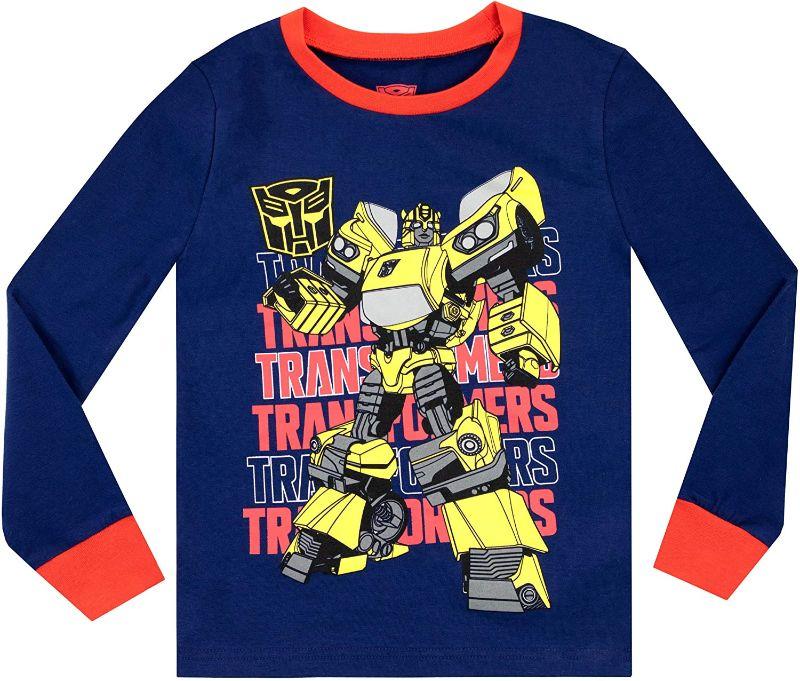 pijama de transformers