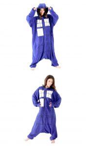comprar pijamas de doctor who