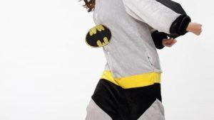 comprar pijama batman liga de la justicia