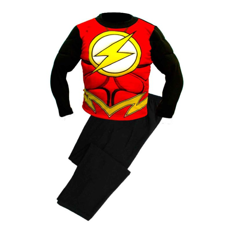 comprar pijamas de flash para hombres mujeres y niños
