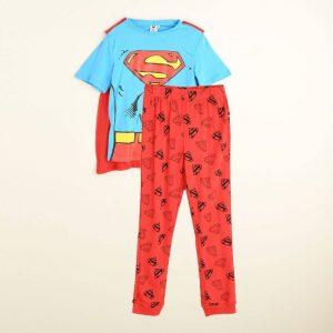 comprar pijamas de la liga de la justicia para toda la familia