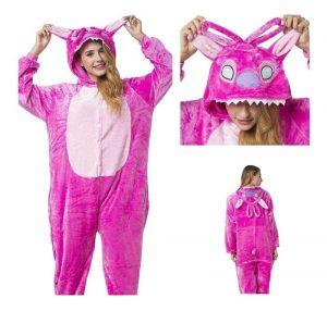 comprar pijama lilo y stitch para mujer o niñas