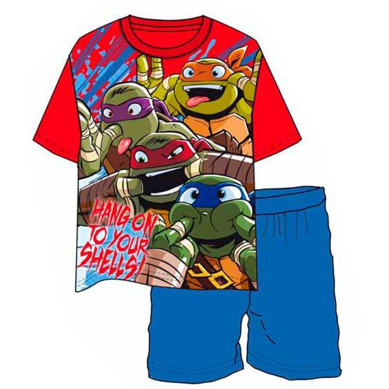pijama roja tortugas ninja