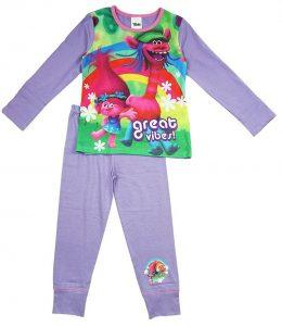 comprar pijamas de trolls para niñas o mujeres