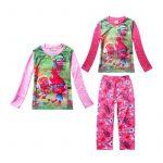 pijama trolls para niñas
