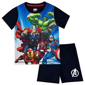 comprar pijamas de los vengadores, pijamas de los avengers