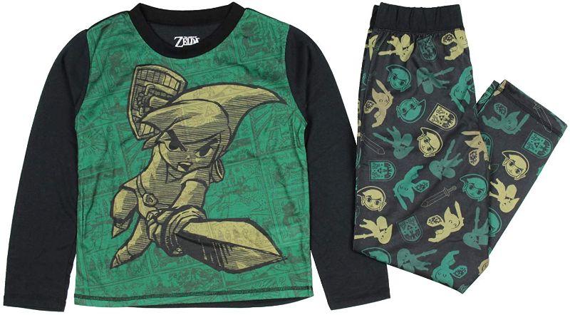 comprar pijamas de zelda, pijamas de legend of zelda para hombre, mujer, niños y niñas de todos los personajes