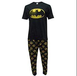 comprar pijamas de batman, pijama de batman baratas ofertas al mejor precio