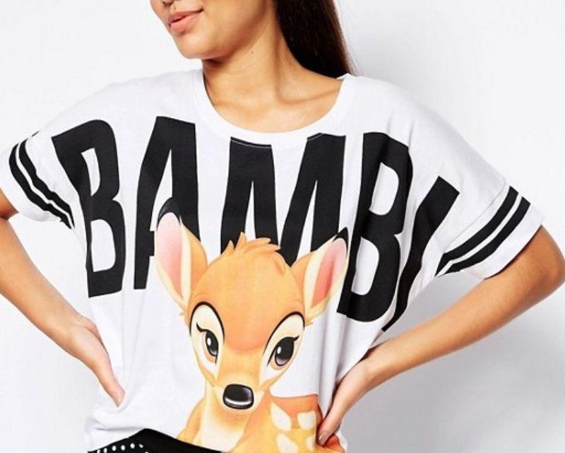 comprar pijama de pelicula bambi ropa de dormir de bambi originales y tiernas para mujer y niñas