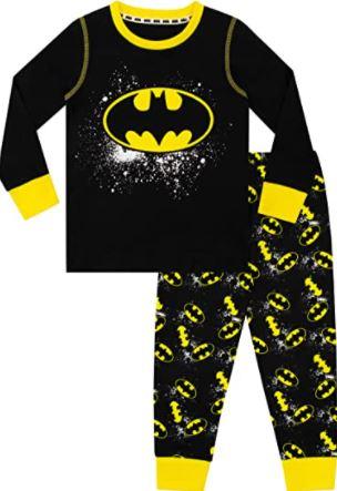 comprar pijamas de batman, pijama de batman baratos ofertas al mejor precio