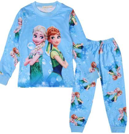 comprar pijamas frozen, pijamas con los personajes de frozen la pelicula de disney