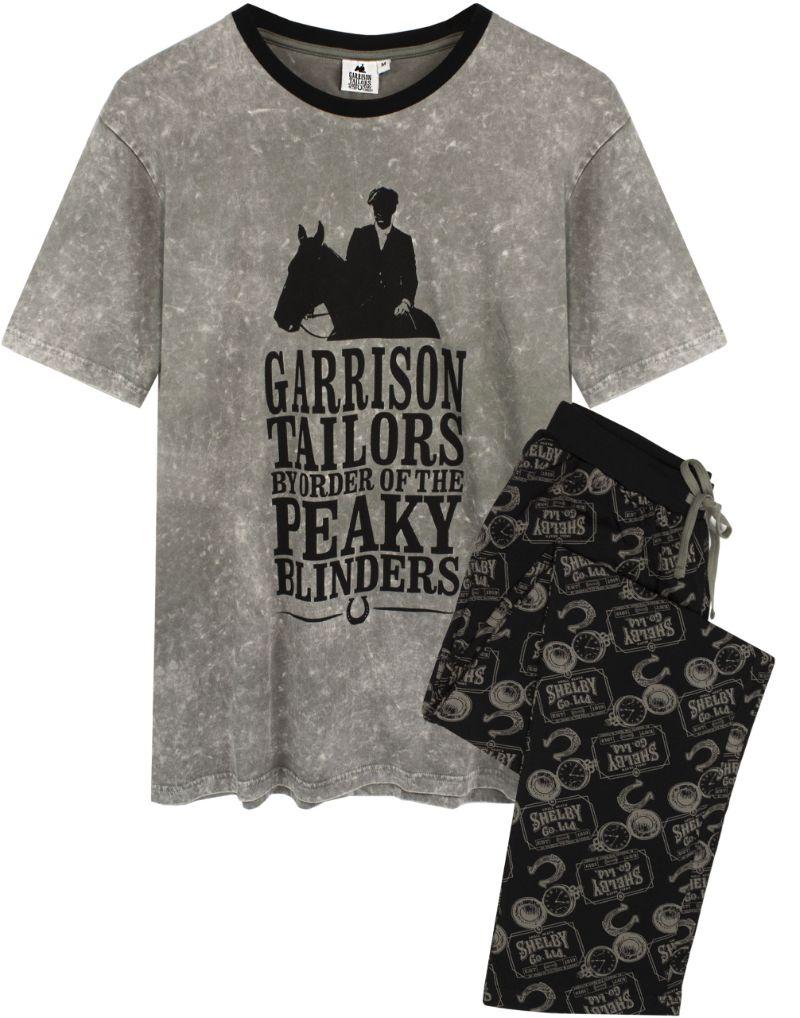 conjunto pijama peaky blinders