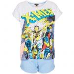 comprar pijamas de X men para todos los miembros de la familia, hombres mujeres niños, para el verano o invierno