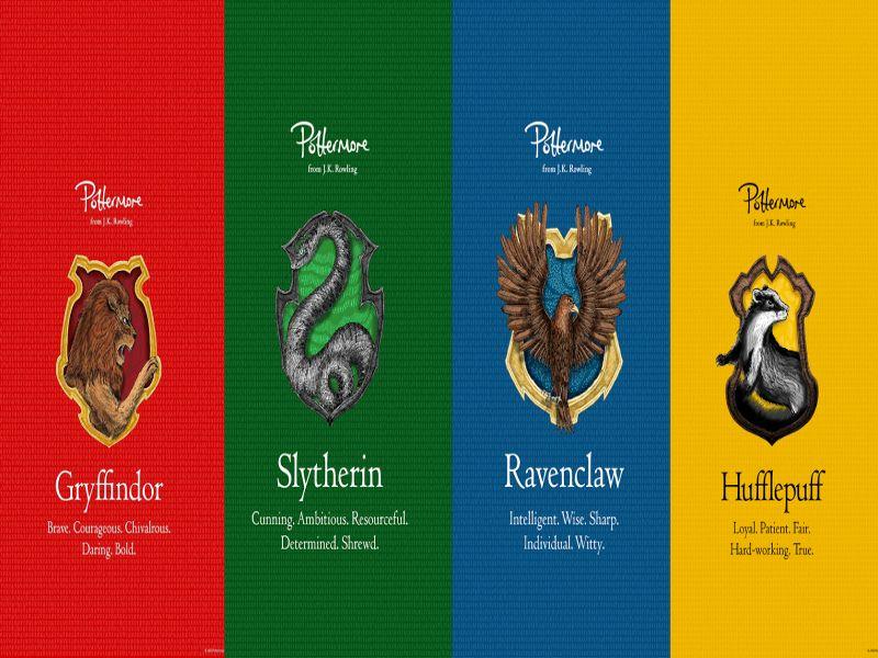 A que casa de Hogwarts perteneces realmente