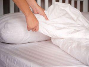 ¿Cada cuánto tiempo hay que cambiar las sábanas?