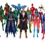 DC Collectibles muñecos en cantidad