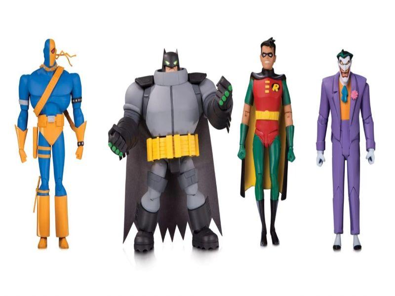 DC Collectibles 4 muñecos