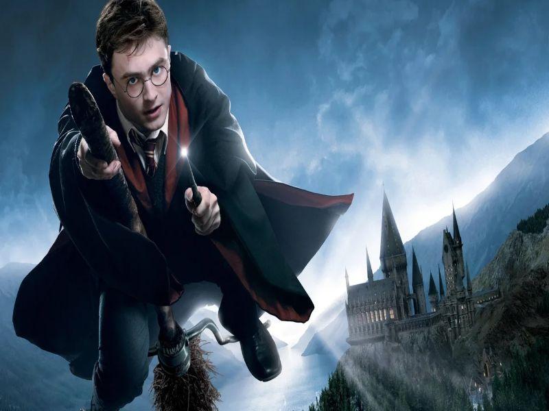Hechizos Harry Potter prohibidos en escoba