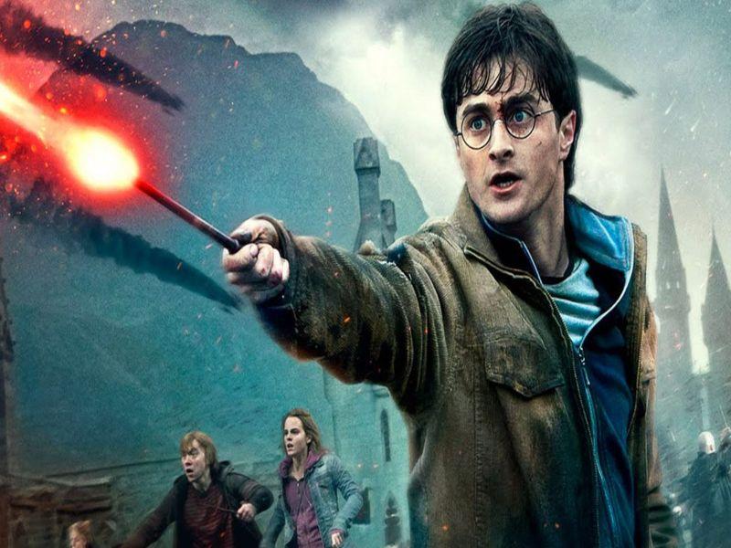 Hechizos Harry Potter prohibidos realizados por él