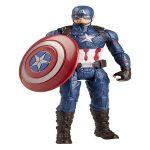 Juguetes Capitán América de plástico