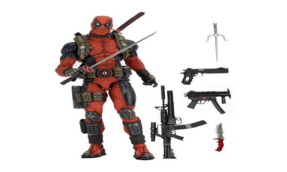 Juguetes Deadpool originales