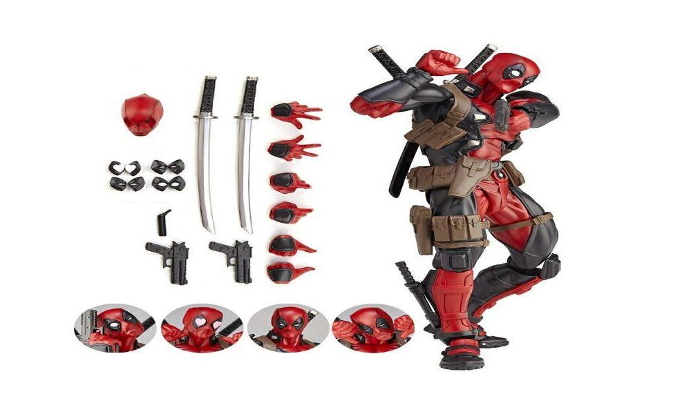 Juguetes Deadpool variados