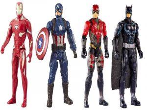 Juguetes súper héroes Marvel COLECCIÓN, comprar Muñecos y juguetes de marvel