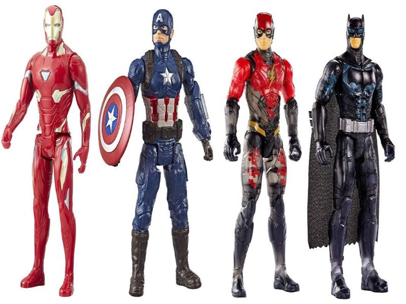 Juguetes súper héroes Marvel COLECCIÓN