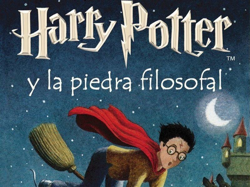 Libros de Harry Potter en orden primer libro