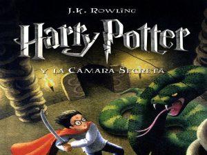 Libros de Harry Potter en orden segundo libro