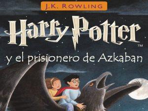 Libros de Harry Potter en orden tercer libro