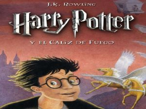 Libros de Harry Potter en orden cuarto libro