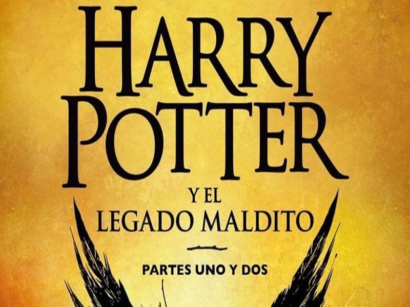 Libros de Harry Potter en orden octavo libro