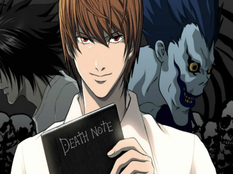 death note mejor anime del mundo