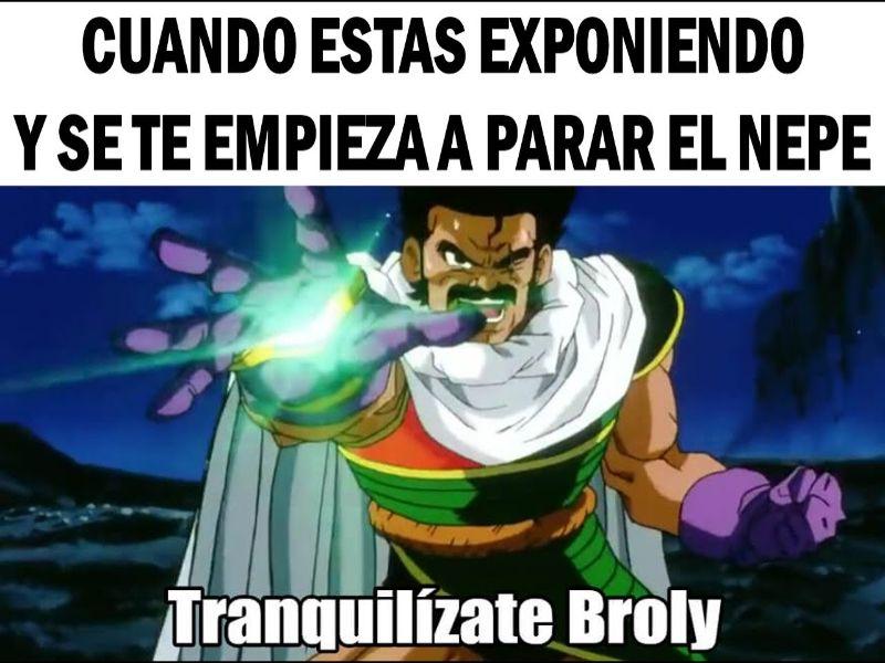 Memes de Dragon Ball