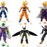 Muñecos Dragon Ball articulados 6 diferentes