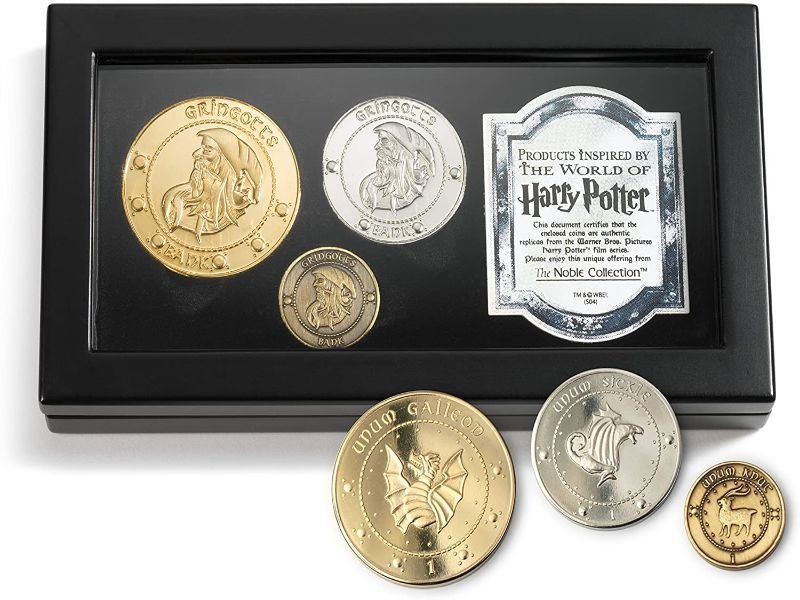 Noble Collection Harry Potter oficiales