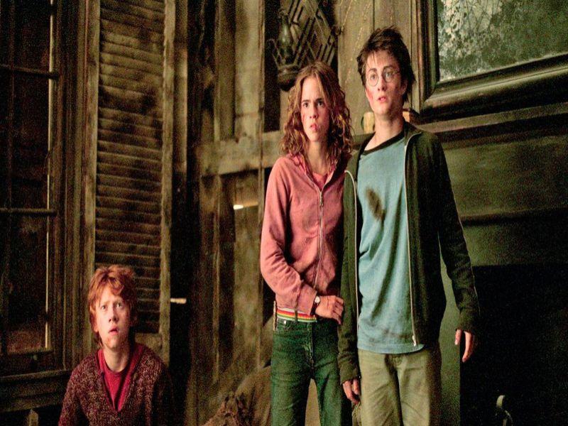 Resumen Harry Potter y el Prisionero de Akaban harry y hermione