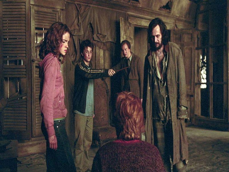 Resumen Harry Potter y el Prisionero de Akaban clip de la pelicula