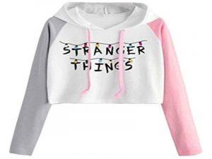 Toda clase de ropa de la serie stranger things para niñas